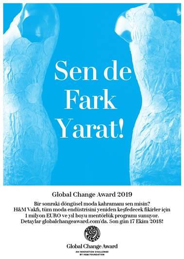 Global Change Award