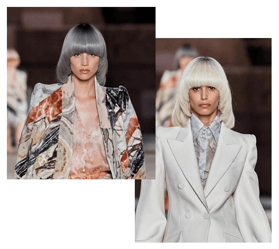 2019-20 Sonbahar/Kış Couture Sezonunun Dikkat Çeken Saç ve Makyajları
