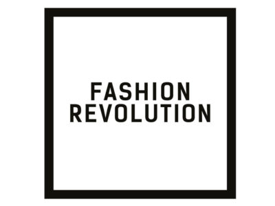 FASHION REVOLUTION WEEK 2020