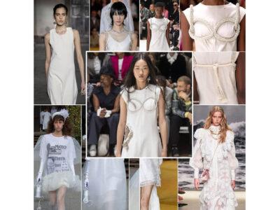 Beyaz Elbisenin Değişimi
