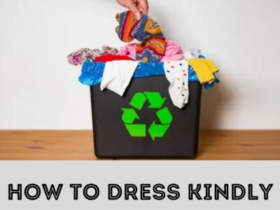 How To Dress Sustainable