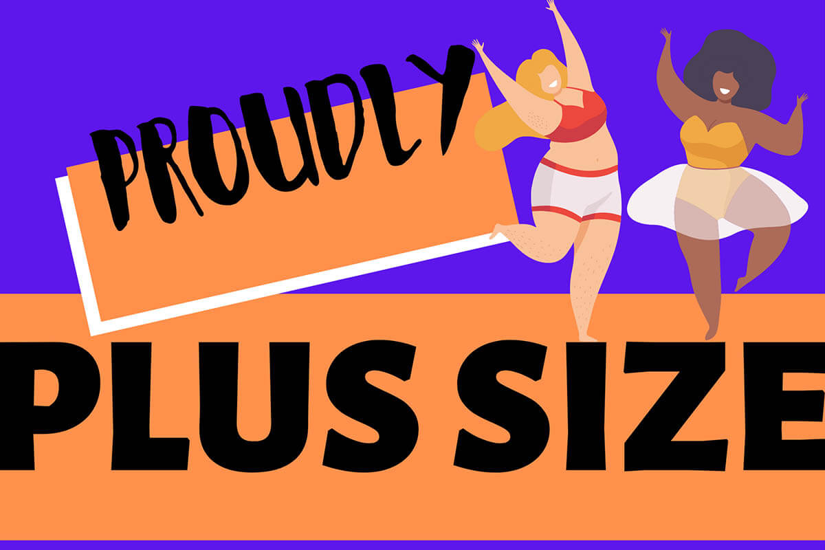 Proudly Plus Size