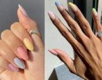 Manicure Trend Rainbow Nails