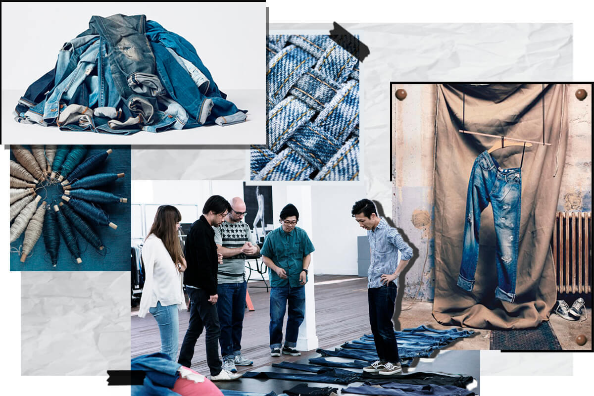 THE SECOND LIFE OF DENIM